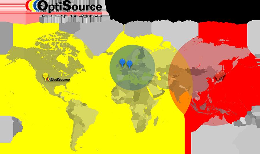 OptiSource Distributors Worldwide
