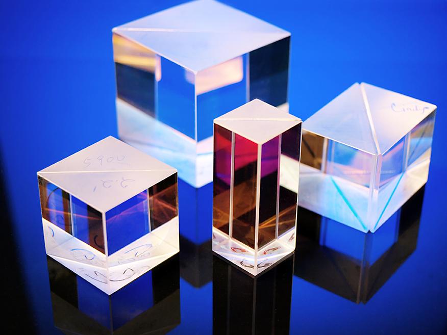 OptiSource Beamsplitter Cubes