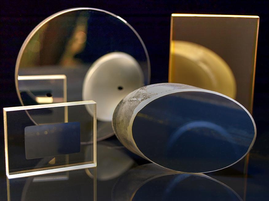 OptiSource Metal Coated Mirrors